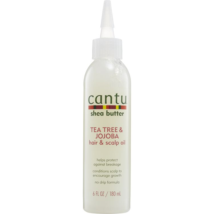 Tea Tree & Jojoba Hair & Scalp Oil