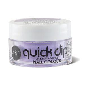 French Lilac Dip Powder