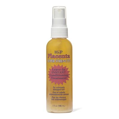 Super Strength Placenta No-Rinse Instant Hair Repair Treatment