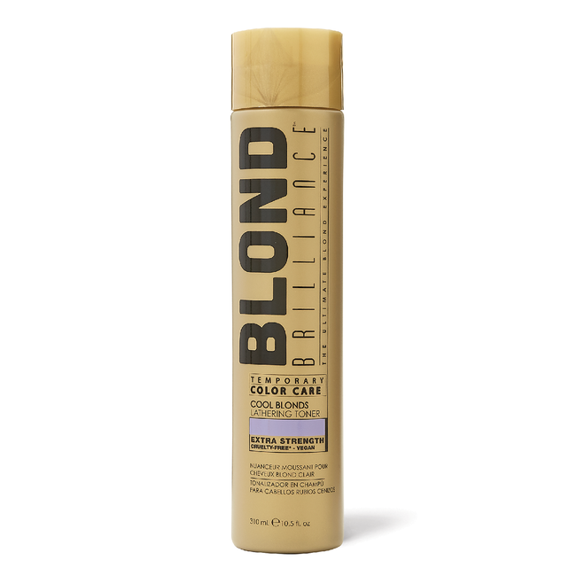 Temporary Color Care Cool Blonds Lathering Toner