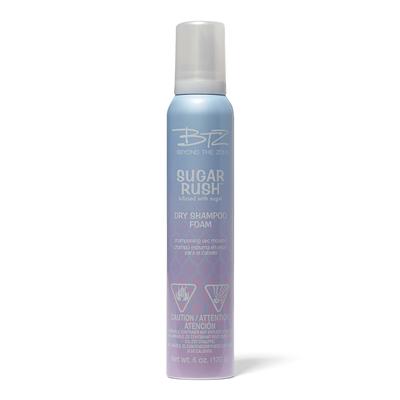 Dry Shampoo Foam