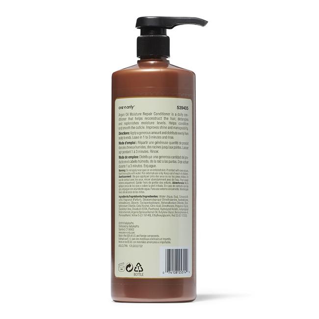 Argan Oil Moisture Repair Conditioner 33.8 oz.