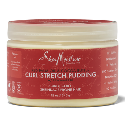 Curl Stretch Pudding
