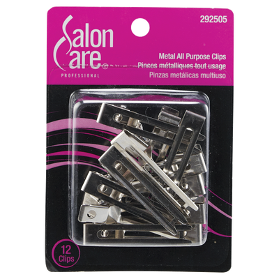 All Purpose Metal Clips