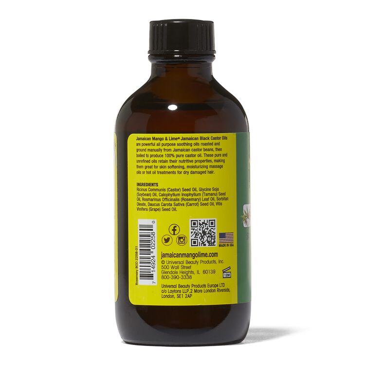 Rosemary Black Castor Oil