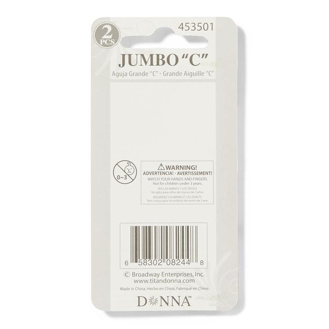 """Jumbo """"C"""" Weaving Needle"""