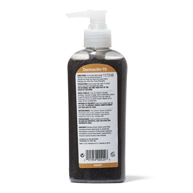 Pore Refining Charcoal Gel Cleanser