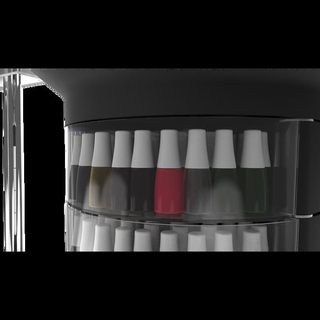 360 Manicure Table Black