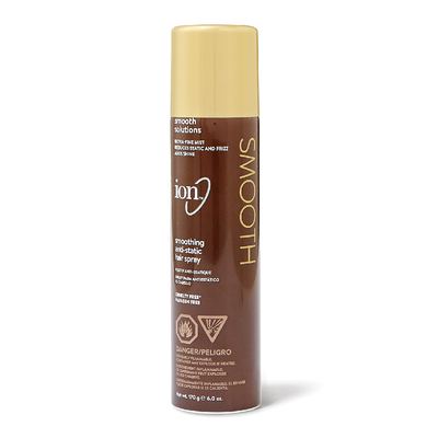 Anti-Static & Humidity Smoothing Spray