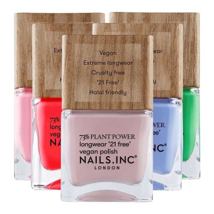 Plant Power Nail Polish