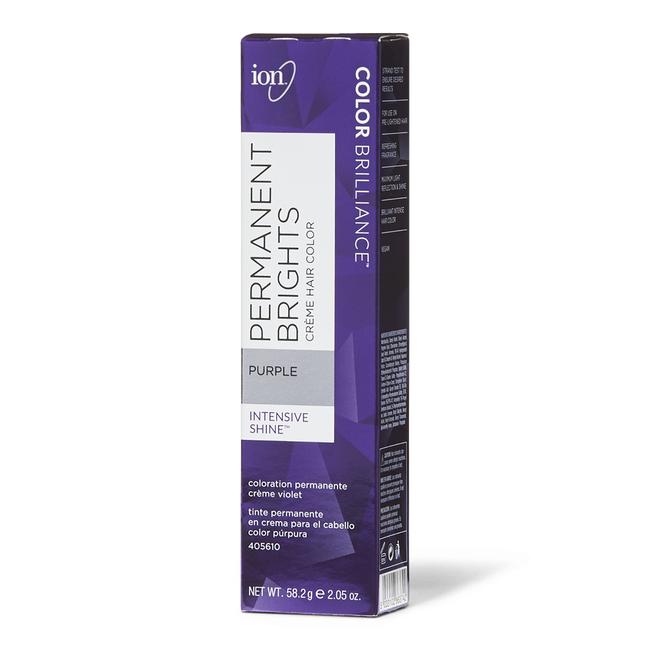 Permanent Brights Creme Hair Color Purple