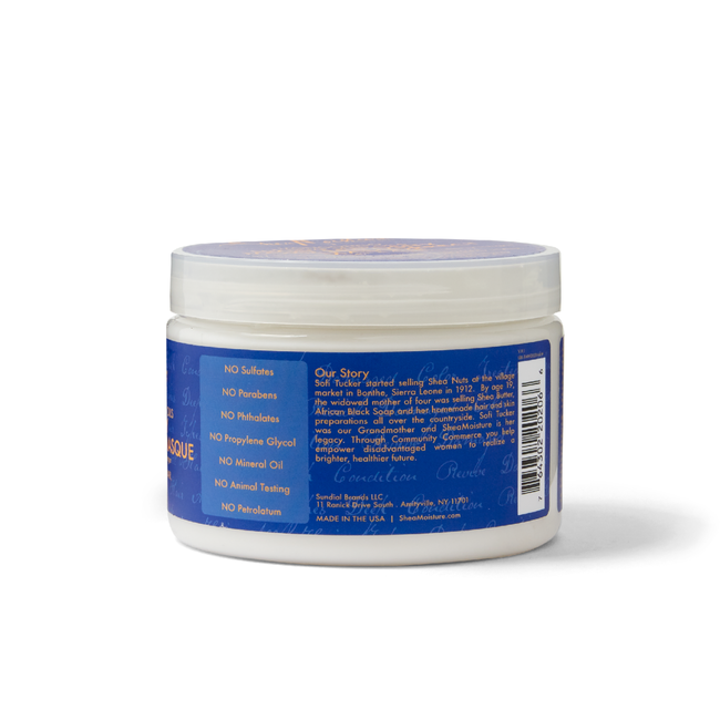 High Porosity Moisture Seal Masque