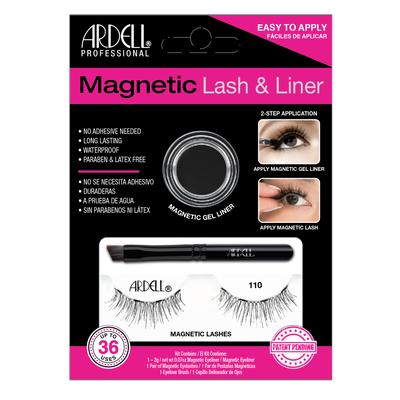 Ardell Magnetic Lash & Liner 110 Lash Kit