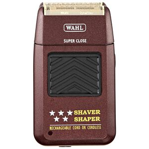 Rechargeable Bump Free 5 Star Shaver