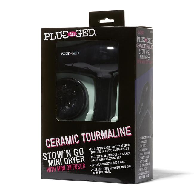 Dual Voltage Travel Hair Dryer