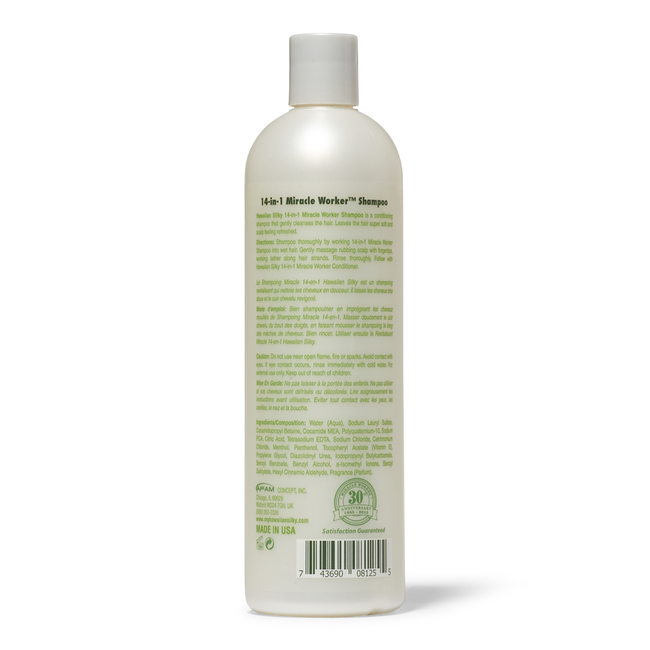 14-in-1 Miracle Worker Shampoo