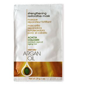 Argan Oil Strengthening Restorative Mask Packette