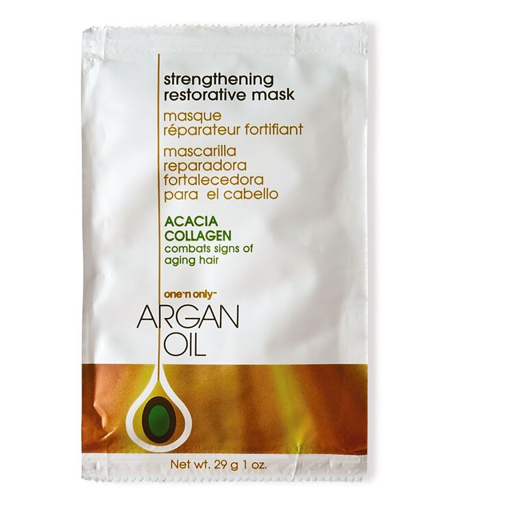 Argan Oil Restorative Mask Packette