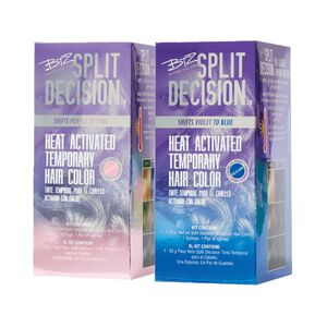 Split Decision Heat Activated Temporary Hair Color