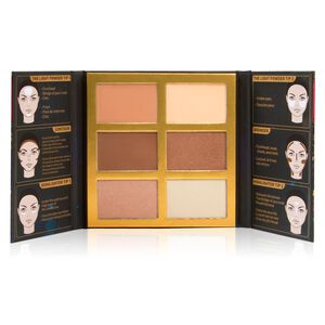 Shymphony Face Obession Palette Medium/ Dark