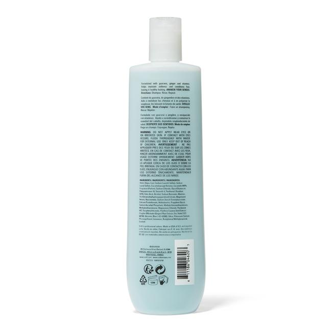 Calm Guarana & Ginger Nourishing Shampoo