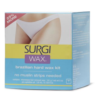 Surgi-Wax Brazilian Wax Kit
