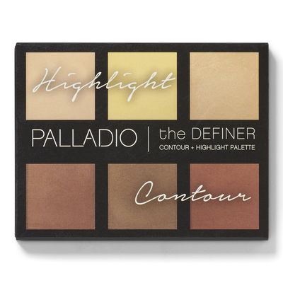 Definer Contour & Highlight Palette