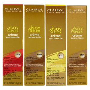 Premium Permanent Creme Hair Color