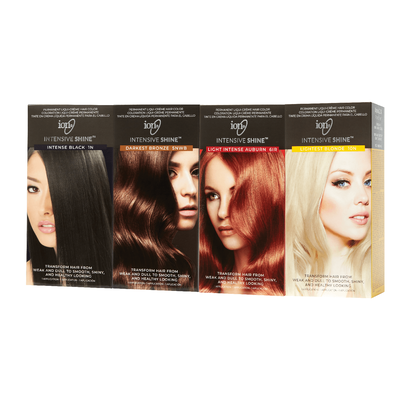 Intensive Shine Hair Color Kit