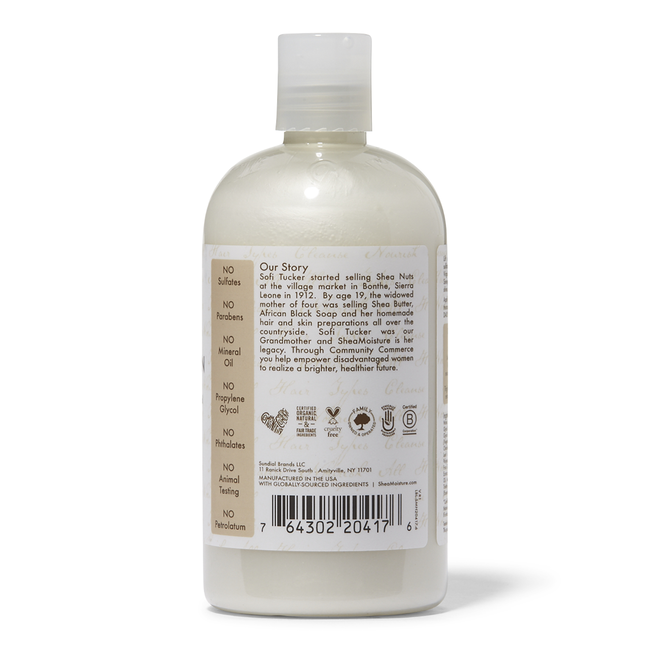 Coconut Oil Daily Hydration Shampoo