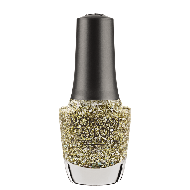 All That Glitter is Gold Nail Lacquer