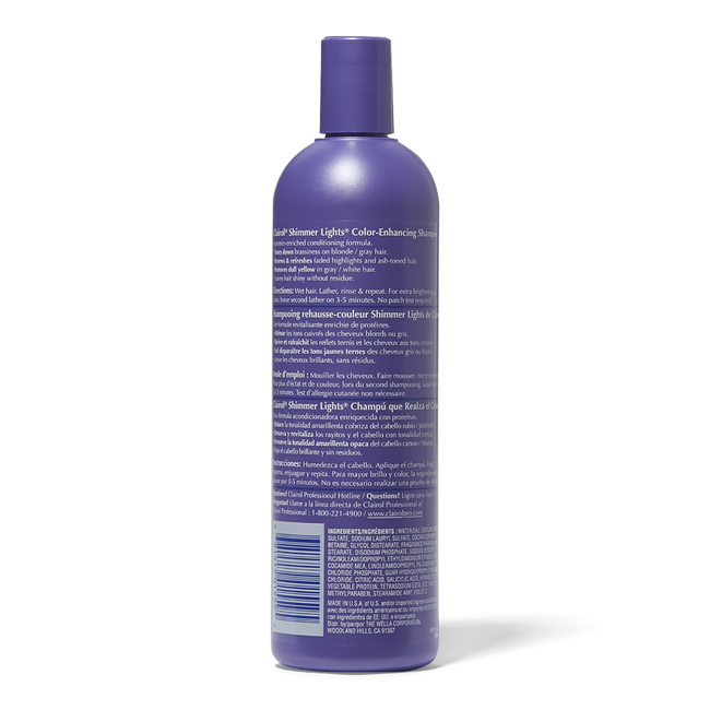 Shimmer Lights Conditioning Shampoo For Blonde & Silver 16