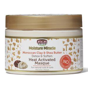 Detox & Soften Heat Activated Masque