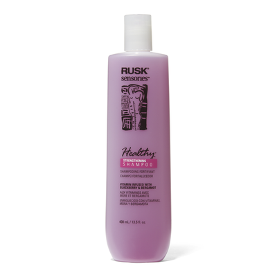 Healthy Blackberry and Bergamot Strengthening Shampoo
