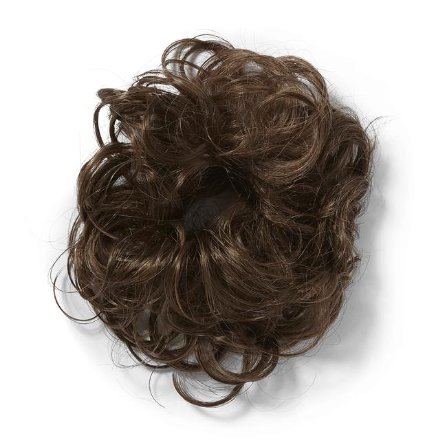 Spare Hair Twist Hairpiece Light Brown