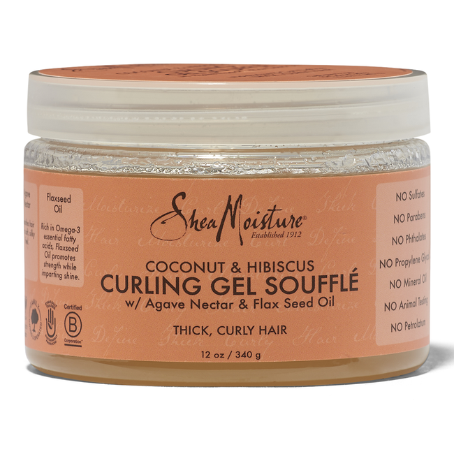 Curling Gel Souffle
