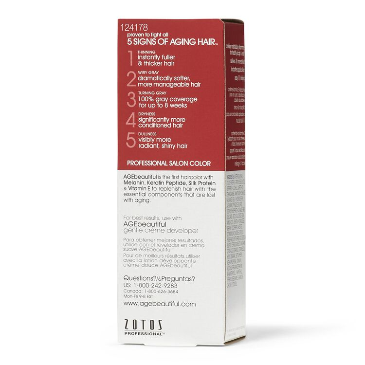 Shades of Intrigue 6RR Light Intense Red Permanent Liquid Hair Color