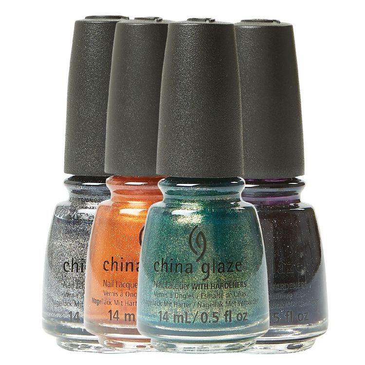 To Catch A Colour Nail Lacquers