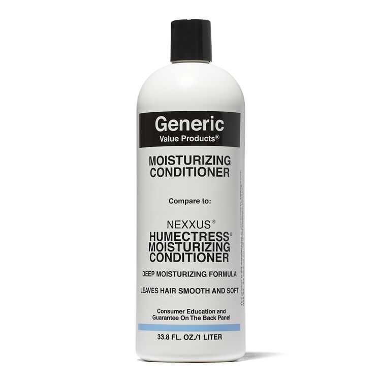 Moisturizing Conditioner Compare to Nexxus Humectress Moisturizing Conditioner