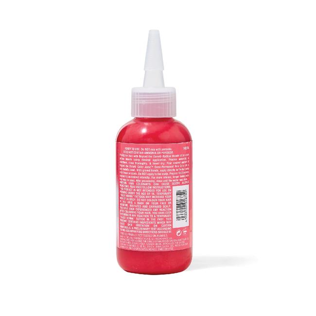 Bubble Head Pink Semi Permanent Hair Color