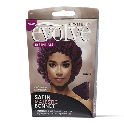 Satin Majestic Bonnet