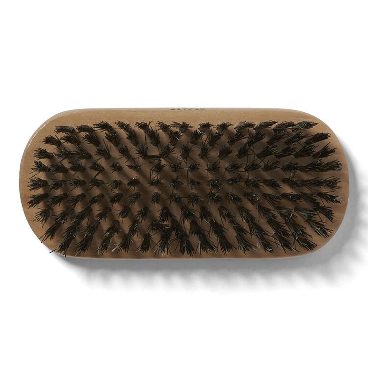 Firm Military Style Boar Bristle Brush