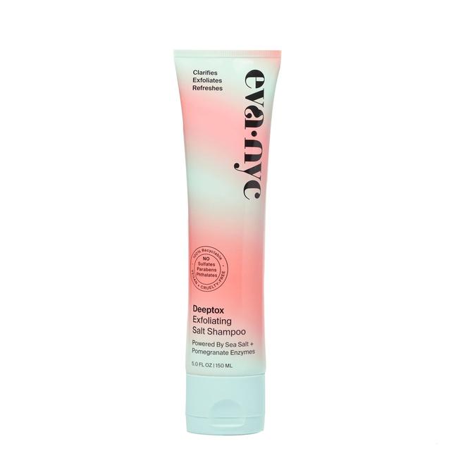 Deeptox Exfoliating Salt Shampoo 5 oz