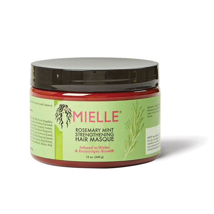 Rosemary Mint Strengthening Hair Masque