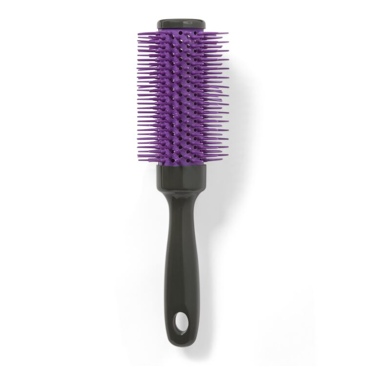 Ultra Lightweight Round Purple Brush