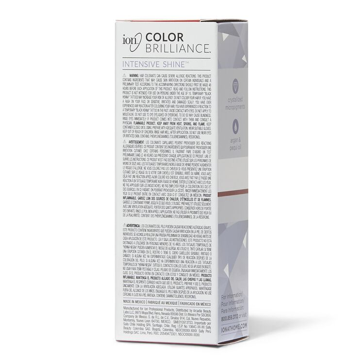7IR Medium Intense Red Blonde Permanent Liquid Hair Color