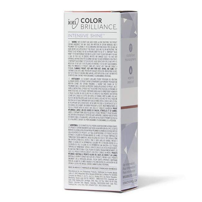 7IR Medium Intense Red Blonde Permanent Liquid Hair Color