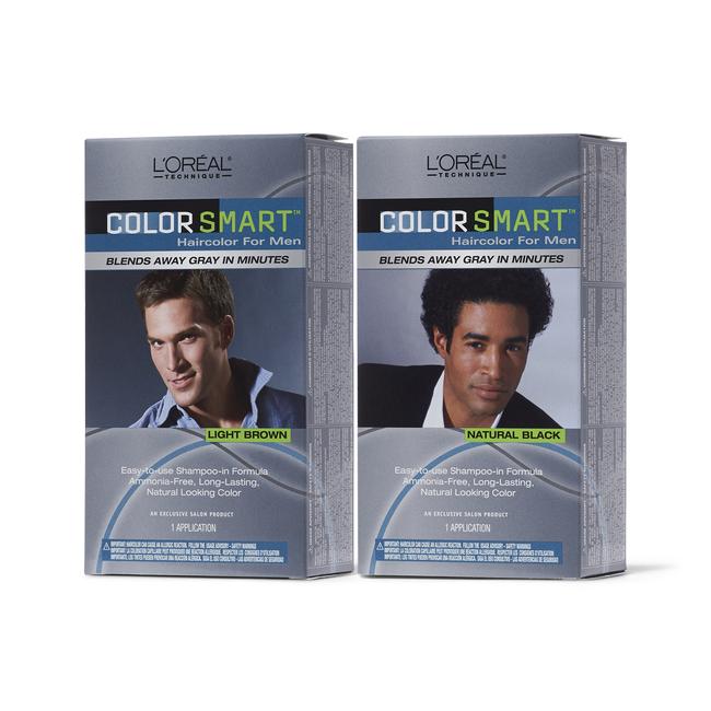 L Oreal Colorsmart Hair Color For Men Demi Semi Permanent Hair Color Sally Beauty