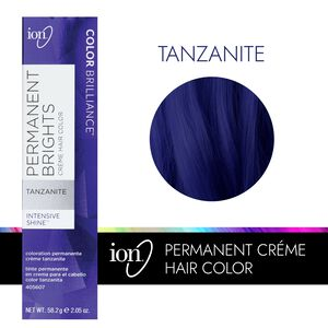 Permanent Brights Creme Hair Color Tanzanite