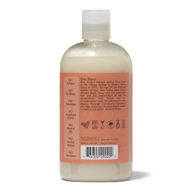Coconut & Hibiscus Curl & Shine Shampoo